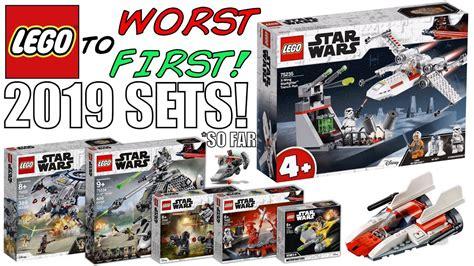 Lego Set by Lego Worst To All Lego Wars 2019 Sets So Far