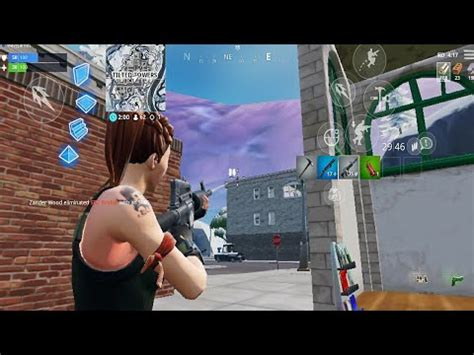 samsung galaxy note  fortnite mobile  fps youtube