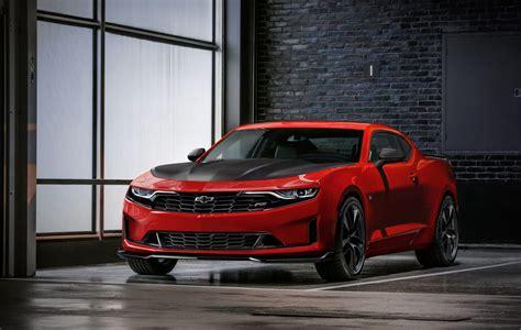2019 Chevrolet Camaro Adds Trackfocused 20liter 1le