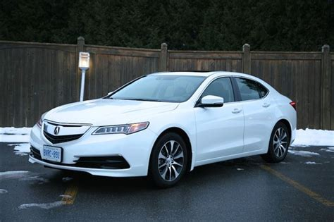day  day review  acura tlx tech autosca
