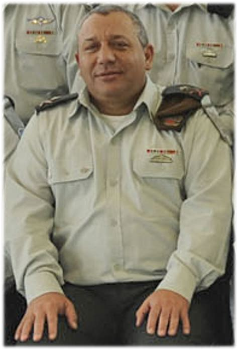Gadi Eisenkot Approved as Next IDF Chief of Staff - The ...