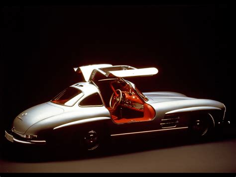 Vintage Lux Car Of The Weekmerceds Benz 300 Sl Daily Blog
