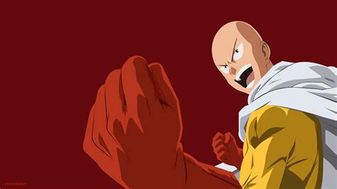 saitama  punch man hd wallpaper  gallsourcecom