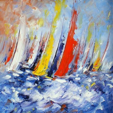 oeuvre marine marvoil 617 francis jalibert huile peinture mer et bateaux marins