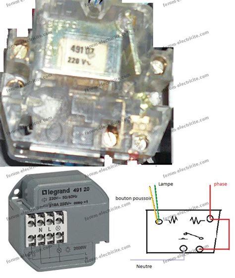 ancien telerupteur legrand capteur photoelectrique