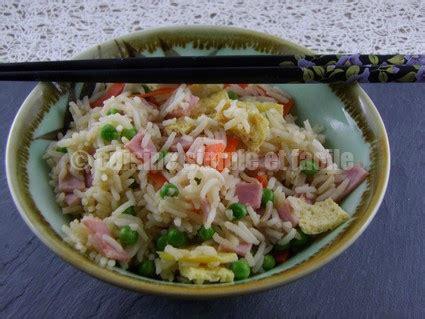 cuisine simple 67 riz cantonais cuisine simple et facile