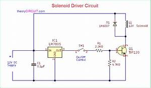 Solenoid Driver Circuit