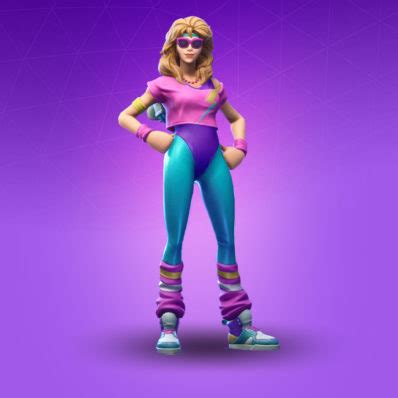 fortnite mullet marauder skin outfit pngs images pro
