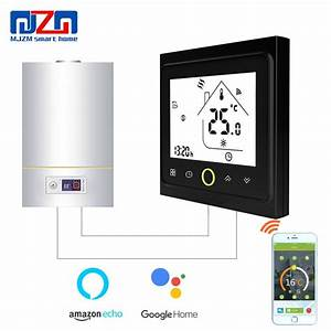 Mjzm Bgl 002 Wifi Thermostat Temperature Controller For