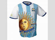 Admiral Argentina National Team Jersey