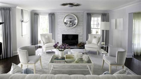 Wohnzimmer Gestalten Grau Weiss by 70 Stunning Gray And White Living Room Decor Ideas Roundecor