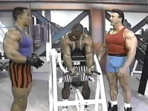 flex magazine bodybuilding video series vol  awesome