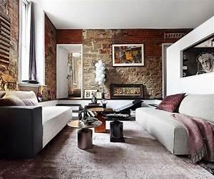 Decoration Interieur Moderne : loft design toronto l int rieur moderne et lumineux design feria ~ Teatrodelosmanantiales.com Idées de Décoration