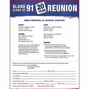 17 best ideas about class reunion invitations on pinterest With class reunion program template