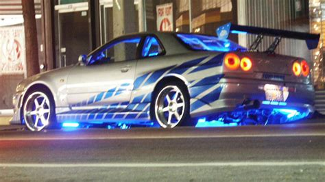 fast  furious skyline  fuer alle