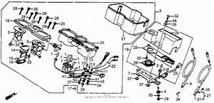 Vt500ft Instruments For 1984 Honda Vt500