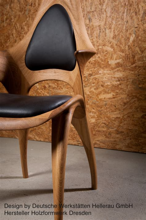 design stuhl holz massivholz stuhl holzformwerk dresden