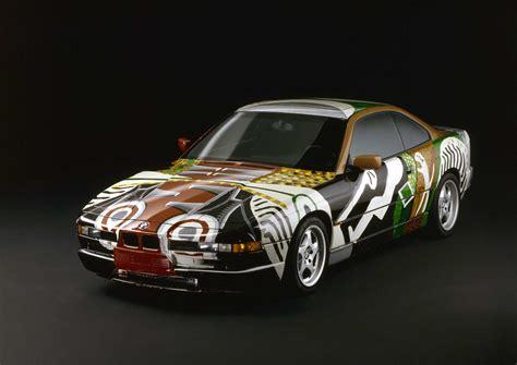 David Hockney Bmw 850 Csi 1995