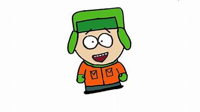 Kyle Draw Broflovski Park South