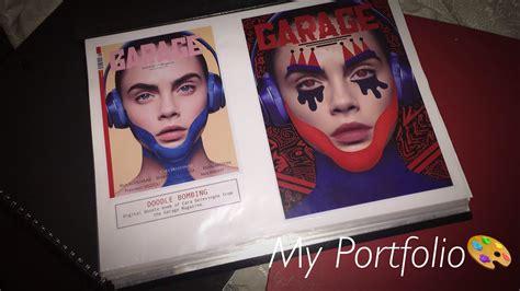 art  design graphic design university portfolio