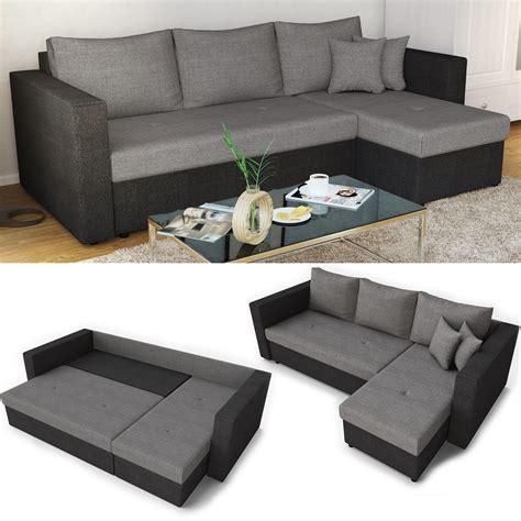 Ecksofa Mit Schlaffunktion Sofa Couch Schlafsofa Real