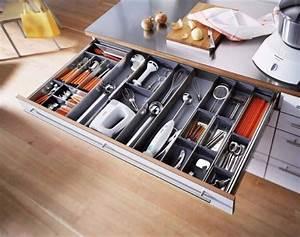 Schubladen Ordnungssystem Küche : richtige ordnung und aufteilung der schubladen in der ~ Michelbontemps.com Haus und Dekorationen