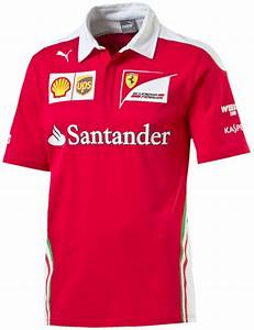 Ferrari Polo Shirt : authentic puma scuderia ferrari f1 team 2016 polo t shirt ~ Kayakingforconservation.com Haus und Dekorationen