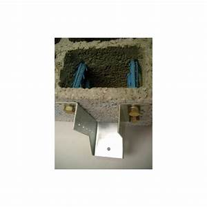 Cheville Parpaing Creux Charge Lourde : chevilles nylon longues tirefond fixation lourde sabots de ~ Melissatoandfro.com Idées de Décoration