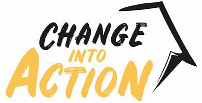 Change Transparent Into Action Turn Centro Staging