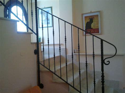 ringhiera in ferro per interni balconi scale cancelli recinzioni