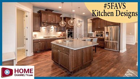 Our Five Favorite Kitchen Designs (2016 Kitchen Design
