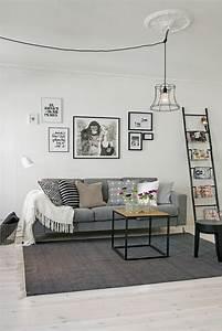 Bilder An Der Wand : 120 neue gestaltungsm glichkeiten f r wohnzimmer ~ Lizthompson.info Haus und Dekorationen