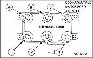 Diagrama De Encendido Electronico Ford Explorer