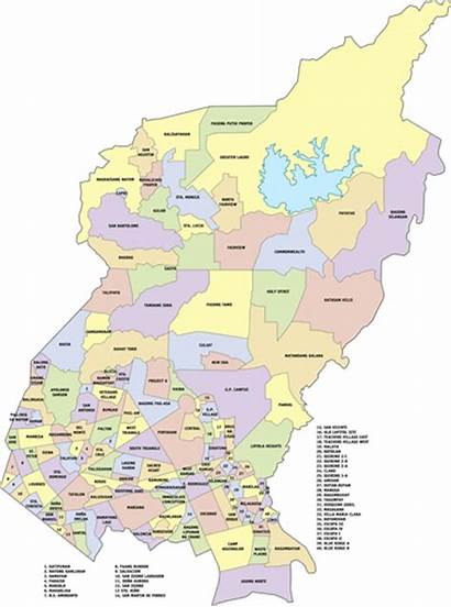 Quezon Barangay Ph Map Barangays Fil San