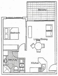 Small one bedroom apartment floor plans home decor ideas for One room apartment design plan
