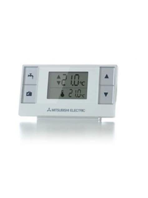 Mitsubishi Wireless Thermostat by Mitsubishi Electric Ecodan Hybrid System Mr Slim Puhz