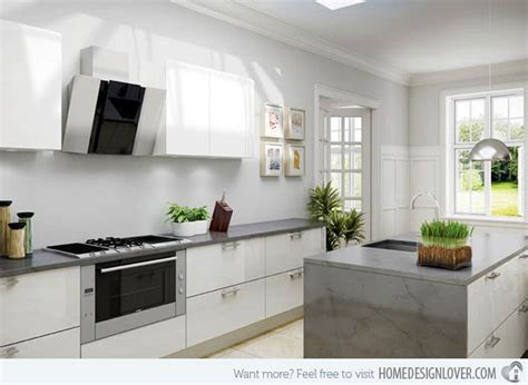 cabinet in kitchen design 17 best ideas about gloss kitchen on white 5065