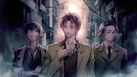 bungou stray dogs page    zerochan anime image board