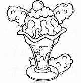 Pickles Ice Cream Jar Coloring Clipart Pickle Pages Template Clipartmag sketch template