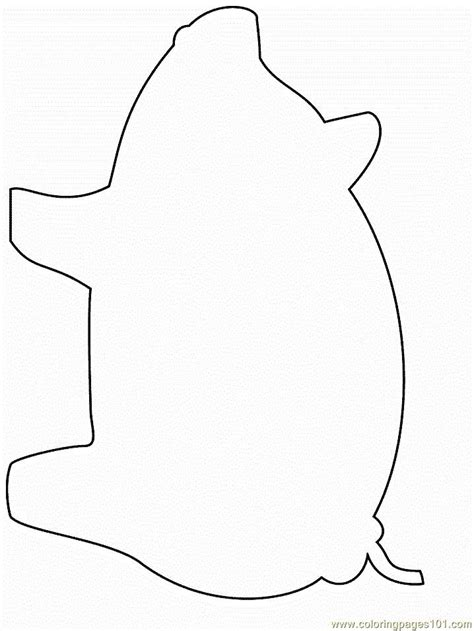 Pig Template For Preschoolers by 278 Best Images About Children S Ministry On