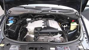 2004 Volkswagen Touareg  Gray - Stock  131140b - Engine