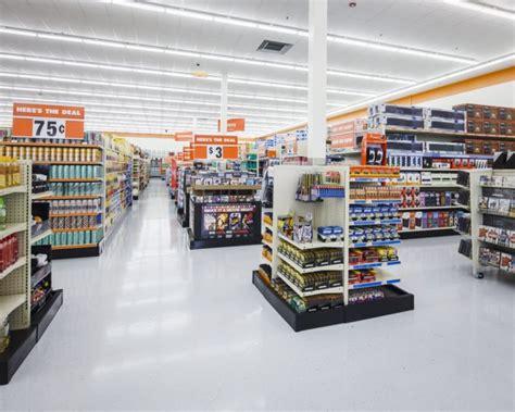 Bid Shop Retail Store Fit Out Big Lots The Bannett