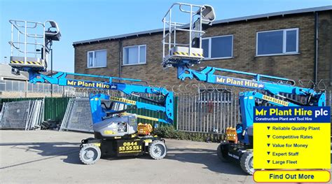 plant hire plc middlesex plant machinery hire