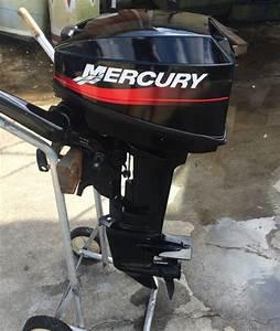 8hp Mercury Boat Motor