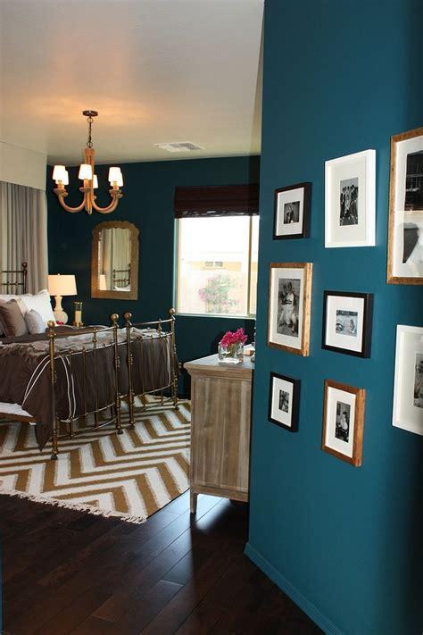 nate berkus designs  bedroom interior design teal