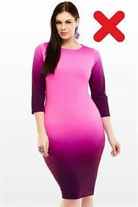 robe femme hanche largesilhouette de femme morphotype With robe pour camoufler ventre