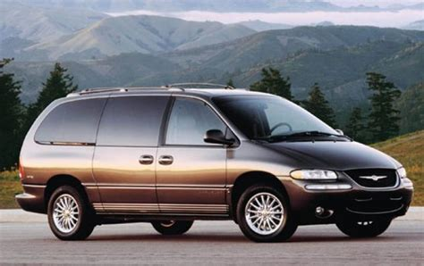 2001 Chrysler Town And Country Reviews by 2001 Chrysler Town And Country Information And Photos