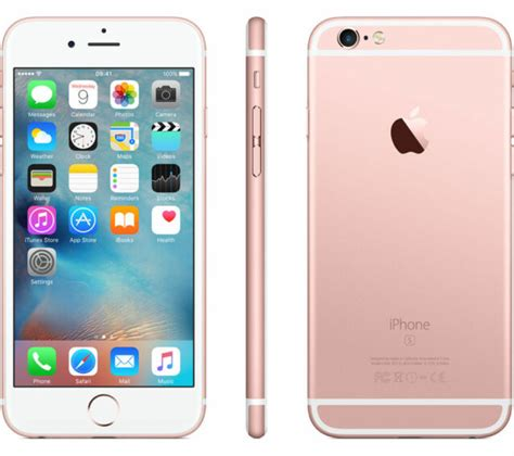 apple iphone  gb rose gold unlocked  cdma