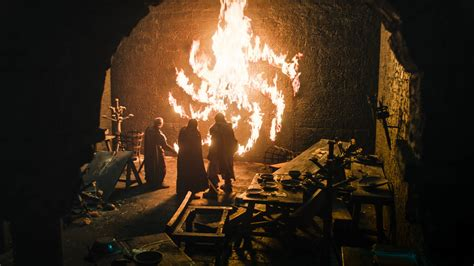 What Is The Fire Symbol In Game Of Thrones Season 8