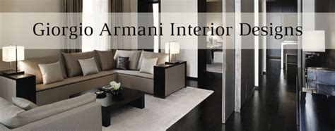 Designer Review Giorgio Armani Interior Designs